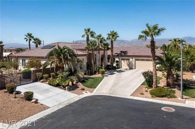 6383 Hermes Stables Court, Las Vegas, NV 89131 (MLS #2325519) :: Keller Williams Realty