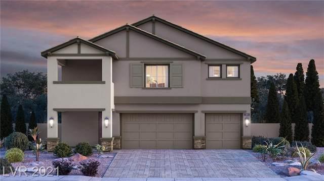 3825 Nesting Wren Drive, North Las Vegas, NV 89084 (MLS #2325536) :: Vestuto Realty Group