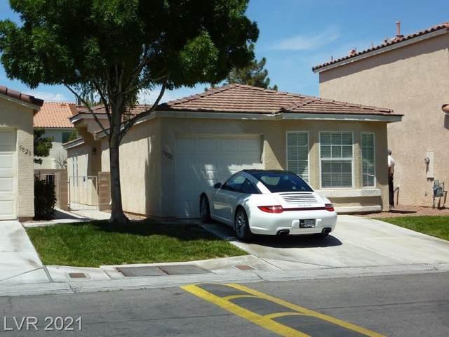 5820 Chisolm Trail, Las Vegas, NV 89118 (MLS #2325560) :: The Chris Binney Group | eXp Realty