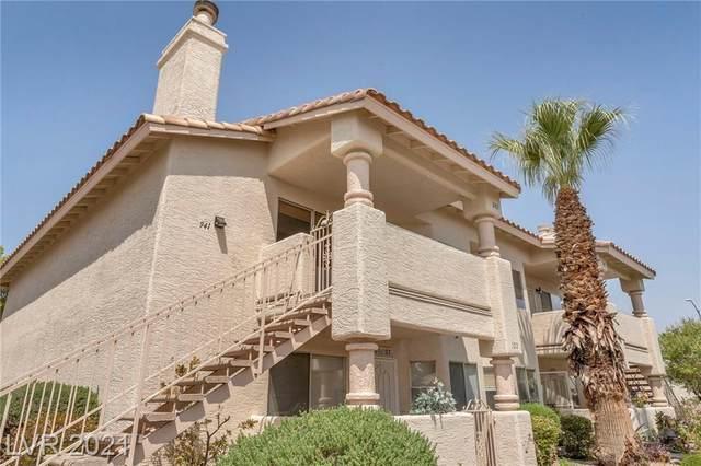 941 Falconhead Lane #202, Las Vegas, NV 89128 (MLS #2325628) :: Keller Williams Realty