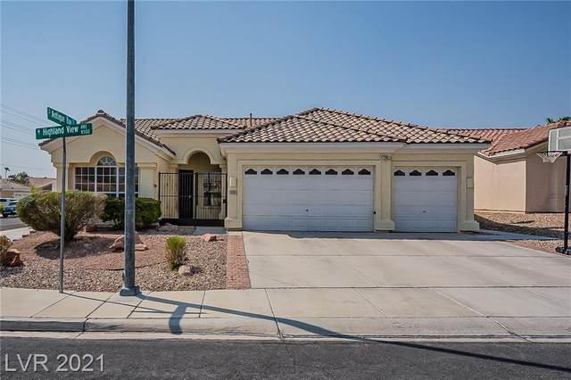 8505 Highland View Avenue, Las Vegas, NV 89145 (MLS #2325653) :: Coldwell Banker Premier Realty