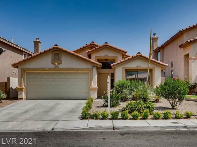 10505 Horseshoe Falls Court, Las Vegas, NV 89144 (MLS #2325664) :: Lindstrom Radcliffe Group