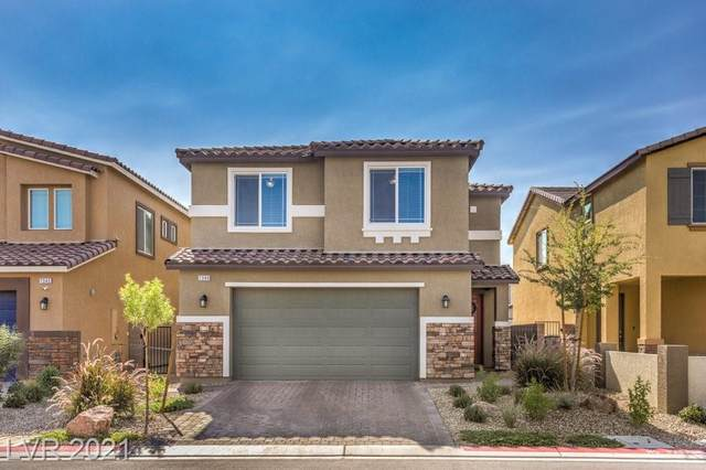 7349 Dazzle Point Street, Las Vegas, NV 89084 (MLS #2325671) :: Lindstrom Radcliffe Group
