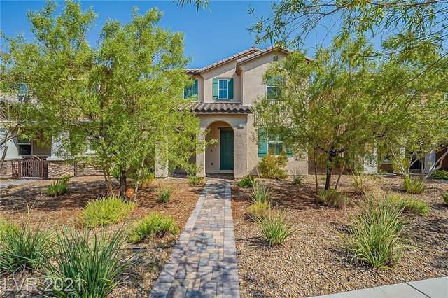3106 Bicentennial Parkway, Henderson, NV 89044 (MLS #2325705) :: Custom Fit Real Estate Group