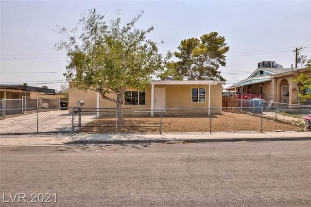 3685 Hilo Avenue, Las Vegas, NV 89104 (MLS #2325725) :: Signature Real Estate Group