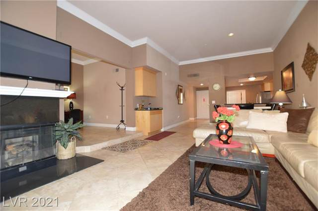 220 E Flamingo Road #337, Las Vegas, NV 89169 (MLS #2325747) :: Jeffrey Sabel