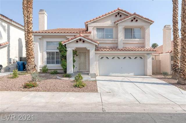 8772 Country Pines Avenue, Las Vegas, NV 89129 (MLS #2325763) :: Keller Williams Realty