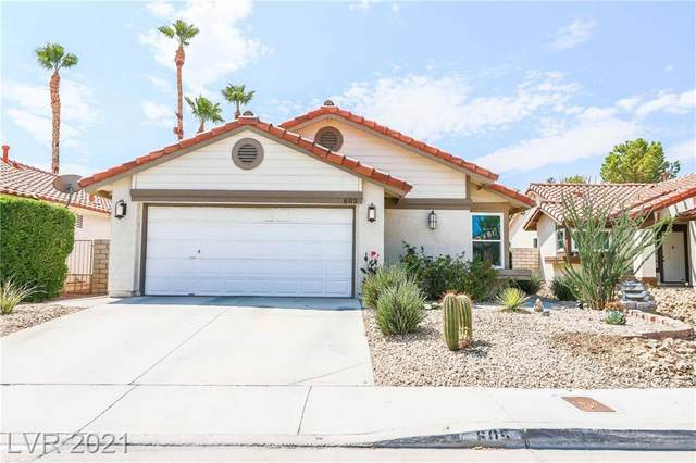 605 Paulson Drive, Las Vegas, NV 89123 (MLS #2325767) :: Keller Williams Realty