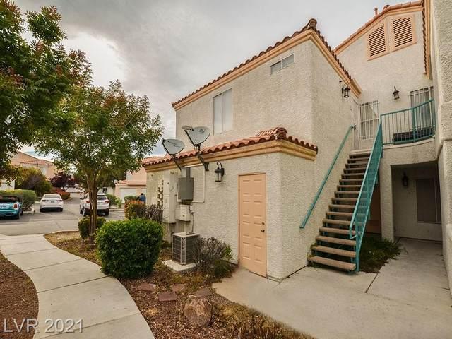 8452 Boseck Drive #233, Las Vegas, NV 89145 (MLS #2325825) :: The Perna Group
