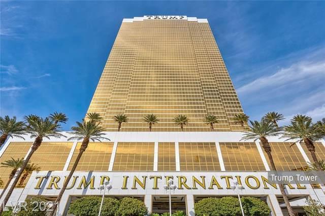 2000 Fashion Show Drive #3815, Las Vegas, NV 89109 (MLS #2325831) :: Kypreos Team