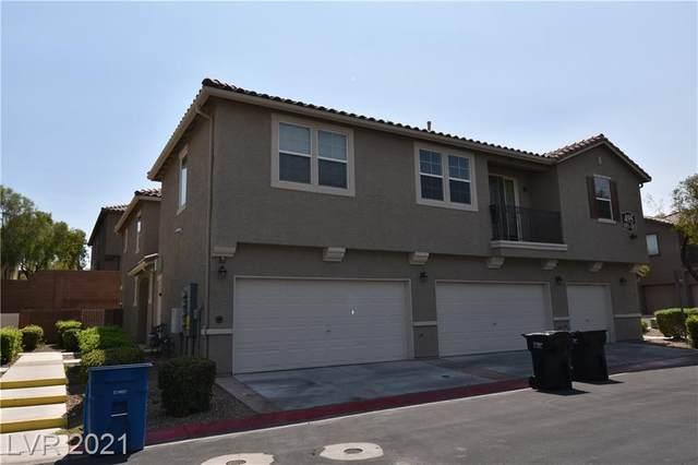 495 Westminster Hall Avenue #2, North Las Vegas, NV 89032 (MLS #2325832) :: The Chris Binney Group | eXp Realty