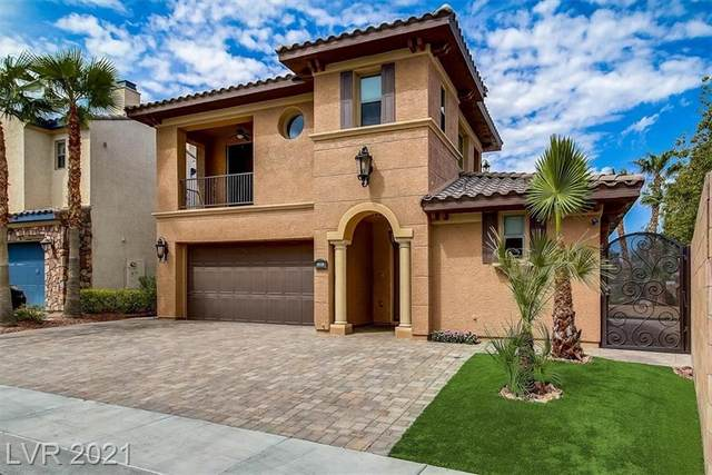 959 Via Canale Drive, Henderson, NV 89011 (MLS #2325890) :: Lindstrom Radcliffe Group