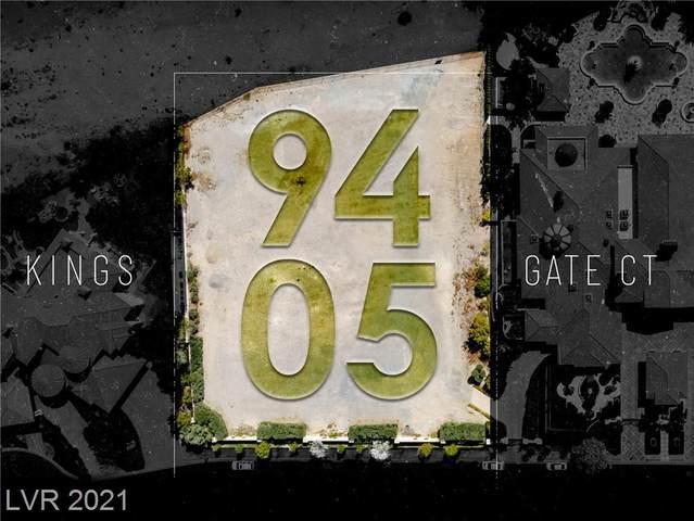 9405 Kings Gate Court, Las Vegas, NV 89145 (MLS #2325898) :: The Melvin Team