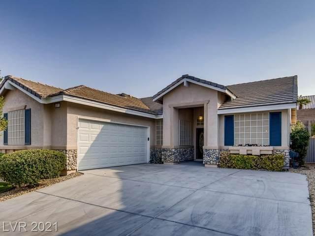 1717 Pacific Sandstone Place, Las Vegas, NV 89144 (MLS #2325904) :: Hebert Group | eXp Realty