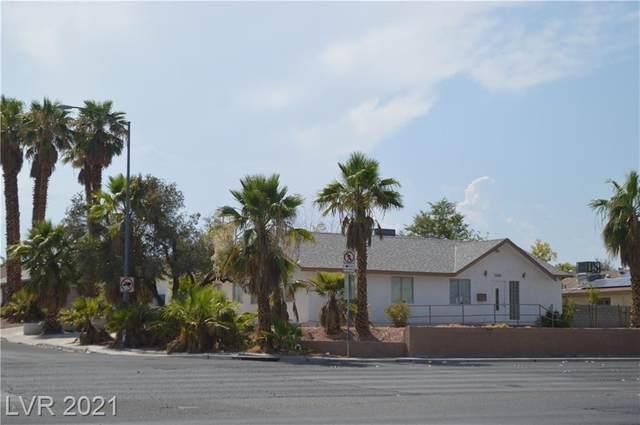 3097 S Decatur Boulevard, Las Vegas, NV 89102 (MLS #2325905) :: Alexander-Branson Team   Realty One Group
