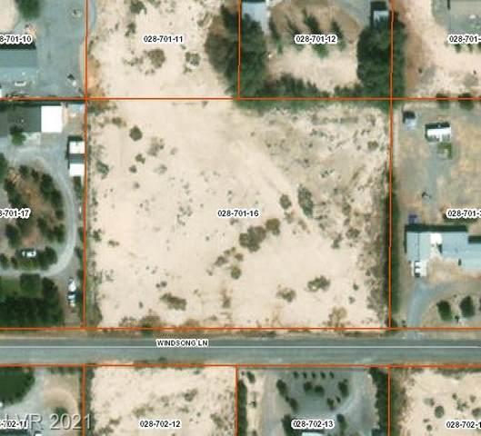 3610 W Windsong Lane, Pahrump, NV 89048 (MLS #2325930) :: ERA Brokers Consolidated / Sherman Group