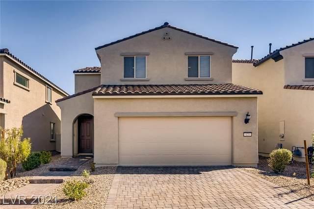 121 Thorntree Avenue, North Las Vegas, NV 89031 (MLS #2325969) :: Lindstrom Radcliffe Group