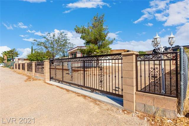 526 E Encinitas Street, Searchlight, NV 89046 (MLS #2325991) :: Hebert Group | eXp Realty