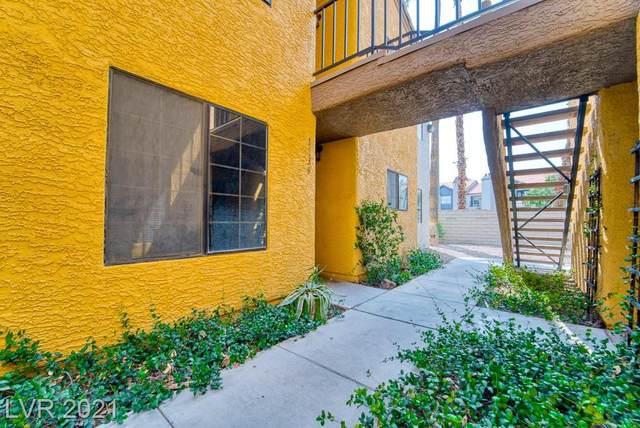 2700 N Rainbow Boulevard #1139, Las Vegas, NV 89108 (MLS #2326009) :: Keller Williams Realty