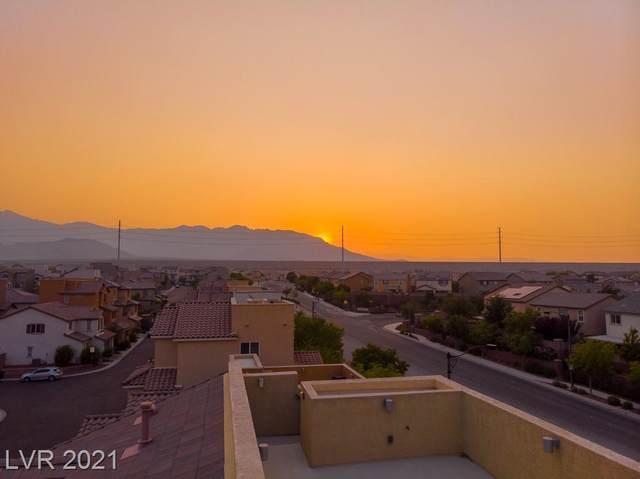10734 Crosley Field Avenue, Las Vegas, NV 89166 (MLS #2326023) :: Lindstrom Radcliffe Group