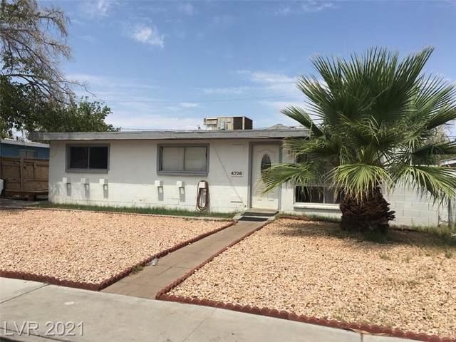 4726 Meredith Avenue, Las Vegas, NV 89121 (MLS #2326036) :: Keller Williams Realty