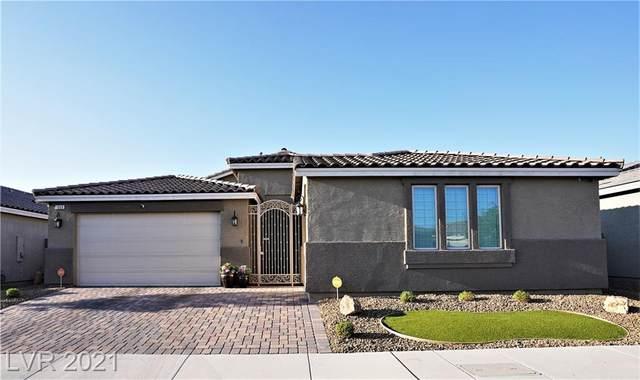 1069 Barby Springs Avenue, Henderson, NV 89014 (MLS #2326038) :: Custom Fit Real Estate Group