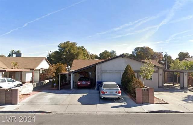 4732 Willow Crest Avenue, Las Vegas, NV 89147 (MLS #2326039) :: The Melvin Team