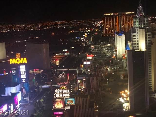 3750 S Las Vegas Boulevard #2603, Las Vegas, NV 89158 (MLS #2326061) :: Alexander-Branson Team | Realty One Group