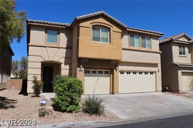 3770 Tundra Swan Street, Las Vegas, NV 89122 (MLS #2326073) :: Coldwell Banker Premier Realty