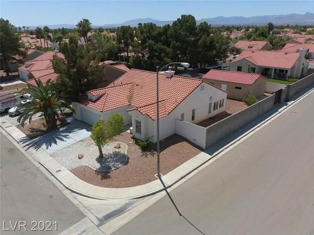 4225 Donato Circle, North Las Vegas, NV 89032 (MLS #2326084) :: Hebert Group   eXp Realty