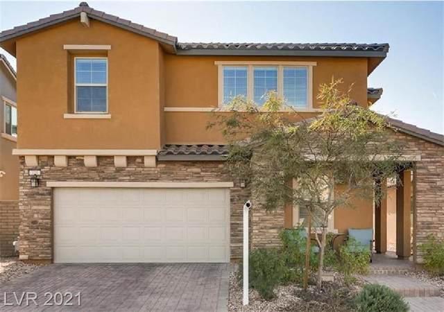 321 Homeward Way, Henderson, NV 89011 (MLS #2326098) :: DT Real Estate