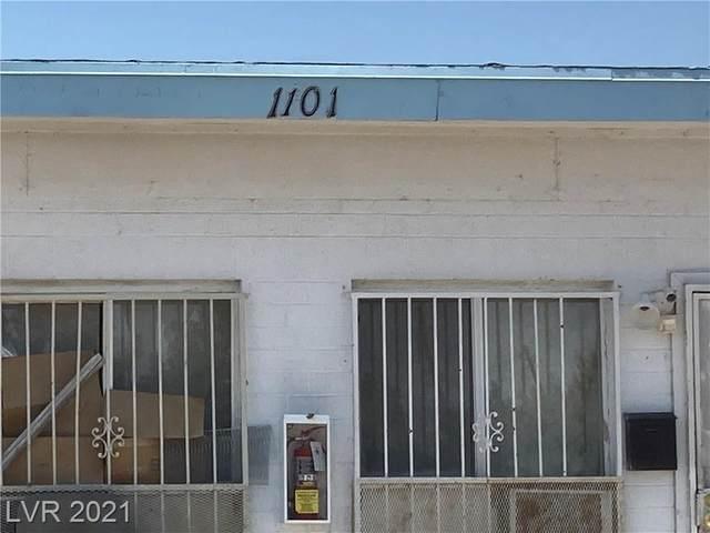 1101 G Street, Las Vegas, NV 89106 (MLS #2326115) :: Lindstrom Radcliffe Group