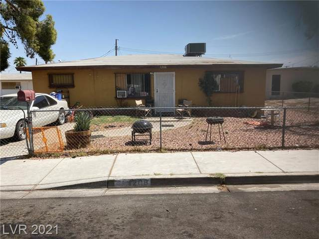 1208 I Street, Las Vegas, NV 89106 (MLS #2326143) :: Lindstrom Radcliffe Group