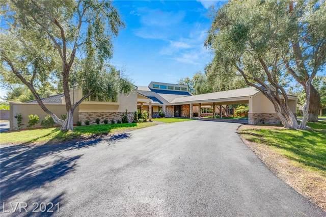 2327 Alta Drive, Las Vegas, NV 89107 (MLS #2326156) :: Lindstrom Radcliffe Group