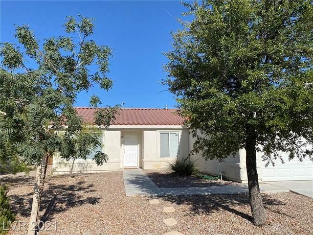 5222 Jungle Orchard Street, North Las Vegas, NV 89031 (MLS #2326158) :: The Chris Binney Group | eXp Realty