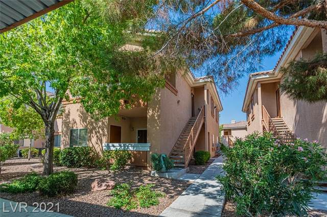 1050 E Cactus Avenue #1014, Las Vegas, NV 89183 (MLS #2326216) :: The TR Team