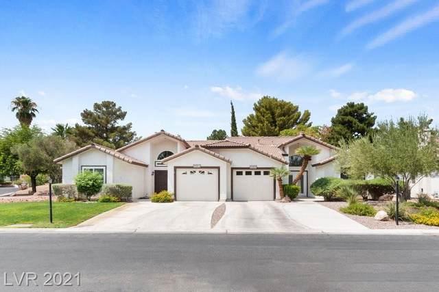 4905 Birch Bay Lane, Las Vegas, NV 89130 (MLS #2326238) :: Custom Fit Real Estate Group