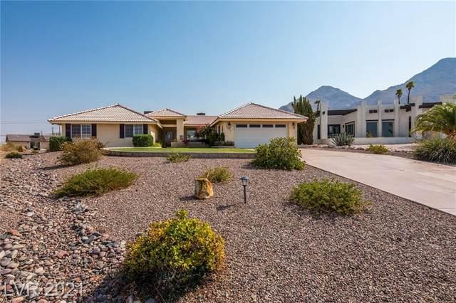 1130 Sidehill Way, Las Vegas, NV 89110 (MLS #2326247) :: Lindstrom Radcliffe Group