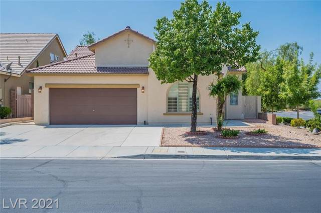 751 Rise Canyon Drive, Henderson, NV 89052 (MLS #2326278) :: Lindstrom Radcliffe Group