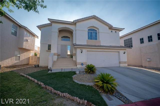 8117 Caramel Gorge Court, Las Vegas, NV 89143 (MLS #2326300) :: Keller Williams Realty