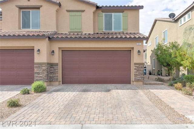 3841 Thomas Patrick Avenue, North Las Vegas, NV 89032 (MLS #2326303) :: Signature Real Estate Group