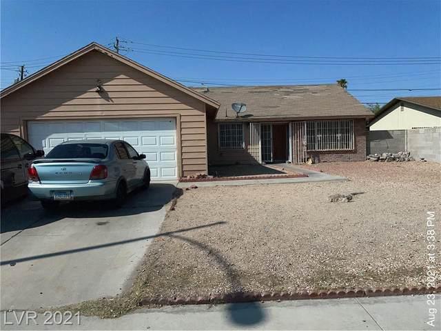4320 San Bernardino Avenue, Las Vegas, NV 89102 (MLS #2326333) :: Hebert Group | eXp Realty