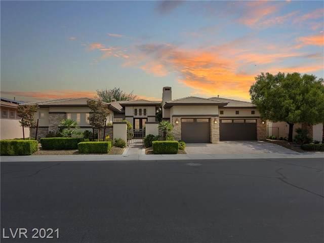 4276 Bella Cascada Street, Las Vegas, NV 89135 (MLS #2326336) :: Team Michele Dugan