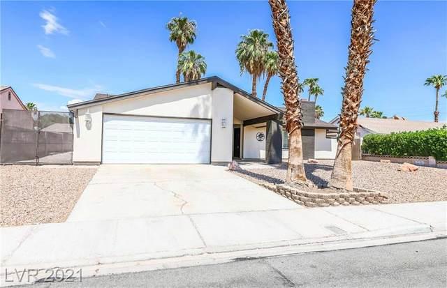 2282 Casey Drive, Las Vegas, NV 89119 (MLS #2326342) :: Lindstrom Radcliffe Group