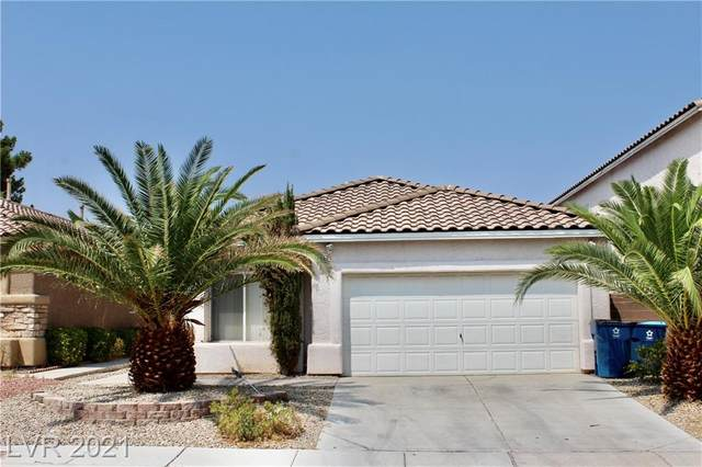 7062 Russell Ranch Avenue, Las Vegas, NV 89113 (MLS #2326360) :: Lindstrom Radcliffe Group