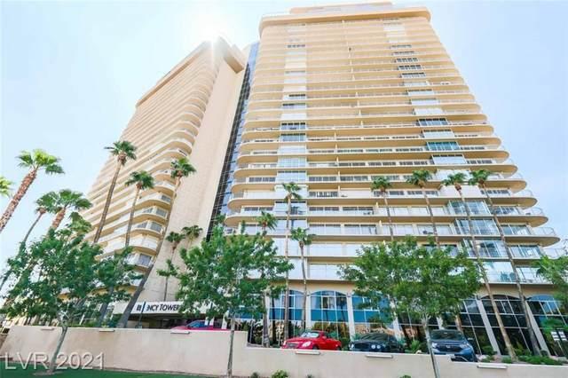 3111 Bel Air Drive 7G, Las Vegas, NV 89109 (MLS #2326362) :: Galindo Group Real Estate