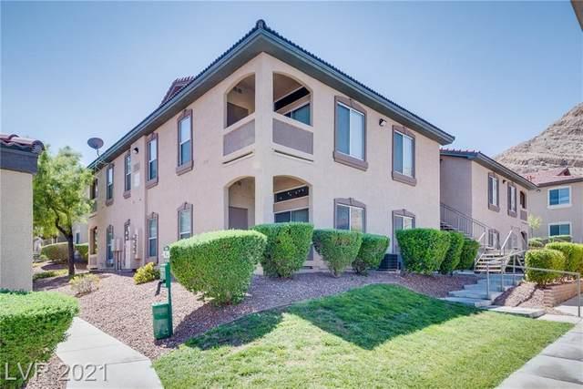 3511 Desert Cliff Street #101, Las Vegas, NV 89129 (MLS #2326363) :: Galindo Group Real Estate