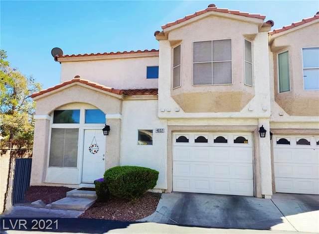 4032 Castle Cove Drive, Las Vegas, NV 89108 (MLS #2326388) :: Keller Williams Realty