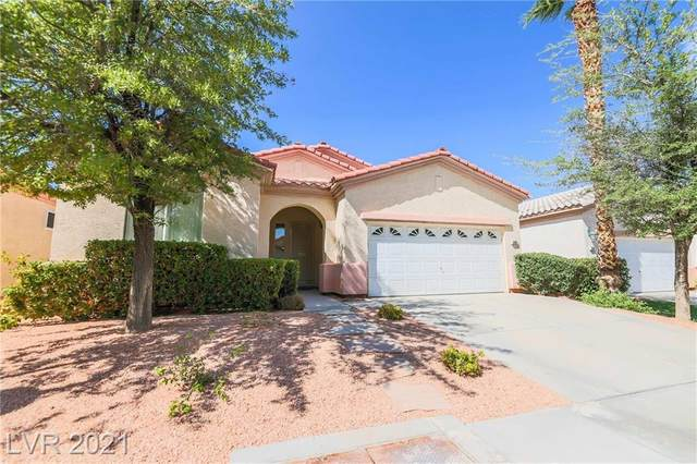 358 Palm Trace Avenue, Las Vegas, NV 89148 (MLS #2326420) :: The Melvin Team