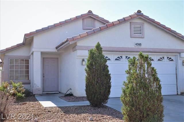 4365 Mesa Hill Drive, Las Vegas, NV 89147 (MLS #2326425) :: Custom Fit Real Estate Group